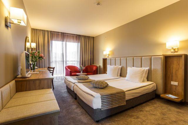 Orlovets Hôtel - SGL room